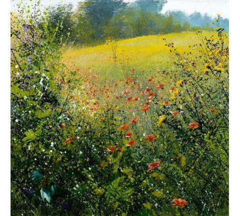 Paul Evans Summer Meadow mounted