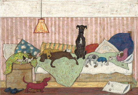 Sam Toft Big Dog Bed