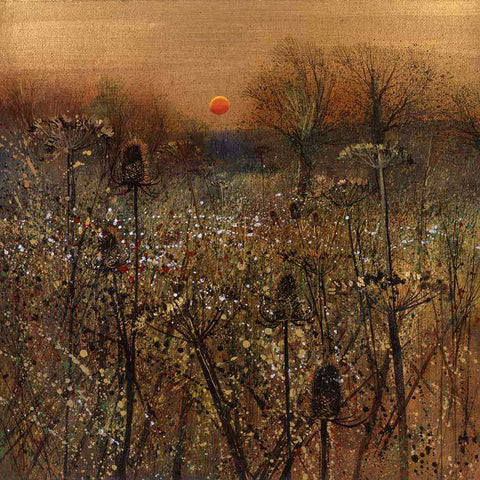 Paul Evans Autumn Sun mounted