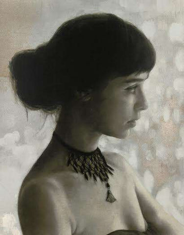 Fletcher Sibthorp Shadow Room mounted