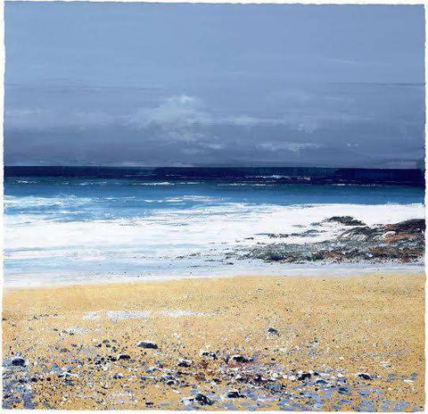 Paul Evans - Atlantic Cove mounted