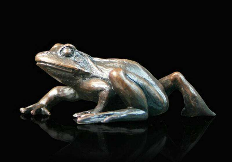 Keith Sherwin Small Frog Walking