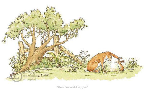 Anita Jeram-Guess How Much I Love You