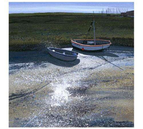 Paul Evans Low Tide mounted