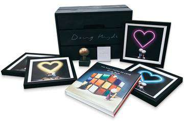 Doug Hyde The Box of Love Limited Edition Collectors Box Set