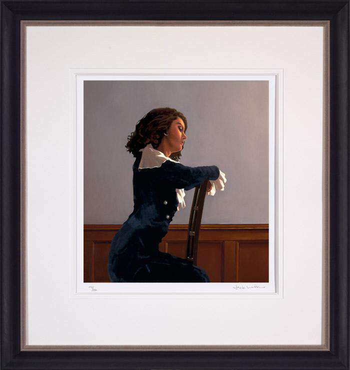 Jack Vettriano Afternoon Reverie framed