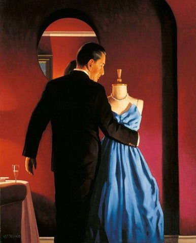 Jack Vettriano-Altar of Memory | Limited Edition | FREE UK DELIVERY