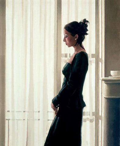 Jack Vettriano-Beautiful Dreamer | Limited Edition | Free UK Delivery