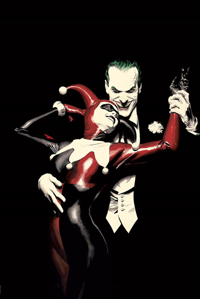 DC The Joker Tango with Evil