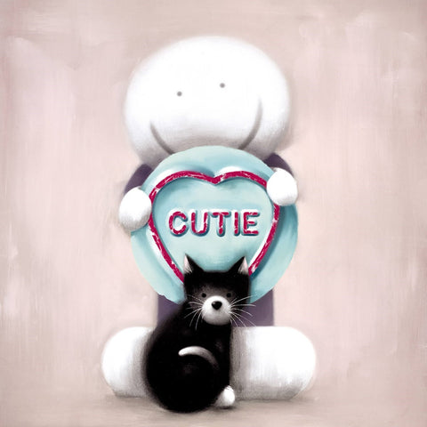 Doug Hyde Super Cutie artwork 2021