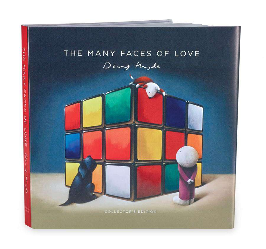 The Many Faces of Love Book