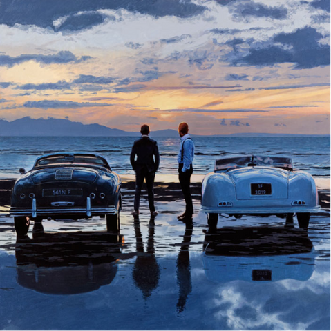 Iain Faulkner Early evening Rendezvous
