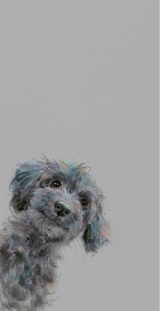 Nicky Litchfield Mischief dog new release artwork