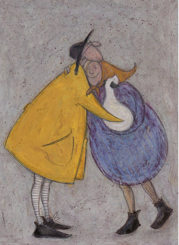 Sam Toft Being with you is like coming home