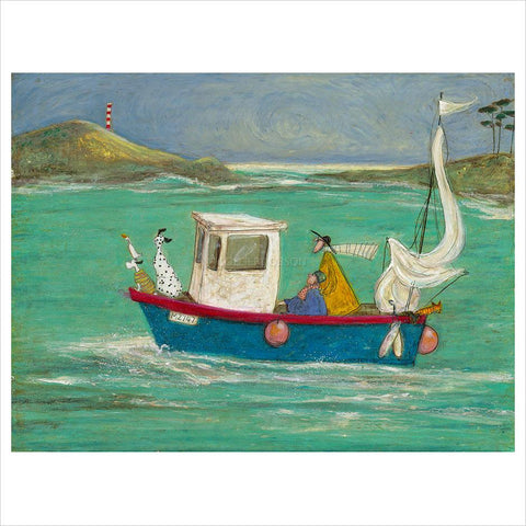 Sam Toft The Cornish Pasty Cruise new for 2019