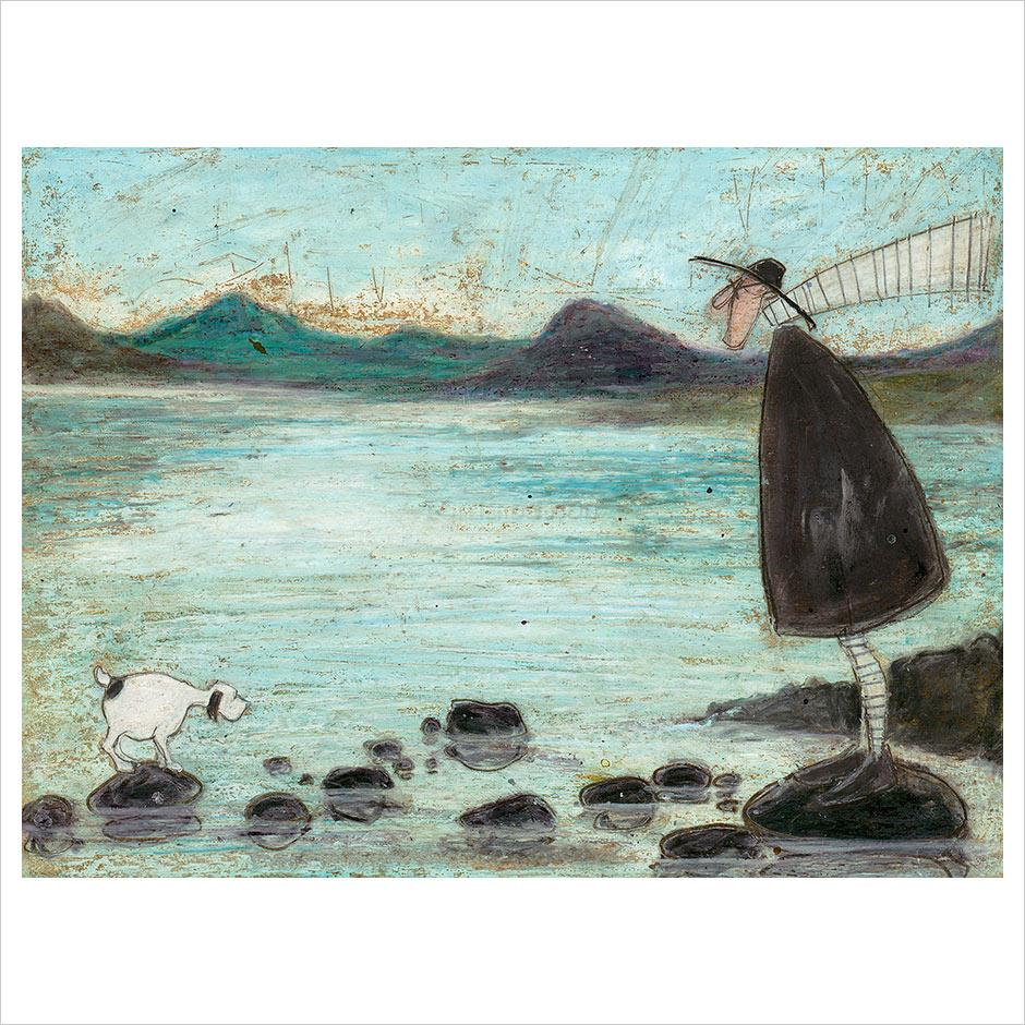 Sam Toft Coniston Stepping Stones new for 2019
