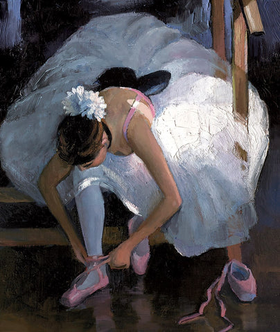 Sherree Valentine Daines The pink slipper new release artwork