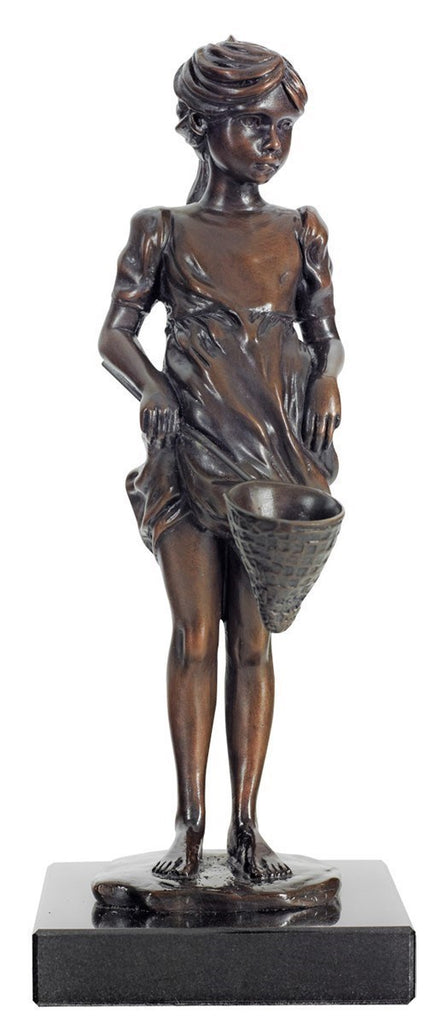 Sherree Valentine Daines Out to play bronze sculpture