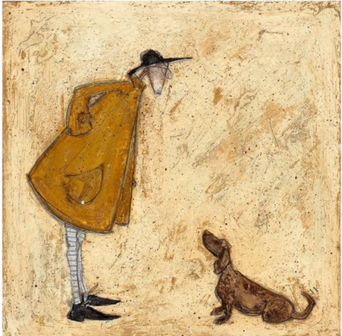 Sam Toft Who's a Silly Sausage new for 2020