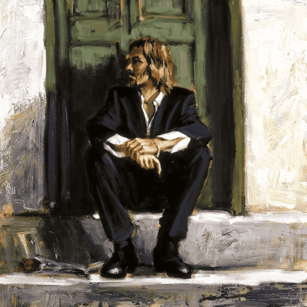 Waiting for the Romance to Come Back I Fabian Perez