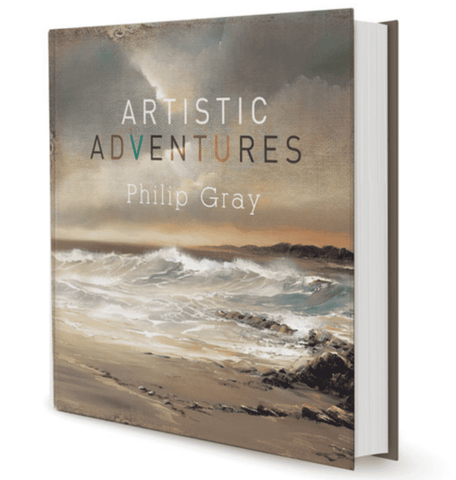 Artistic Adventures Open Edition Book Philip Gray