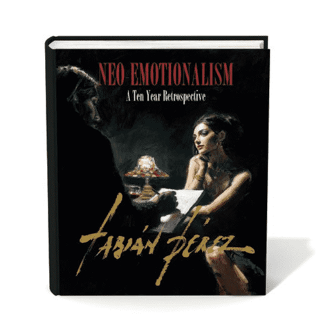 Fabian Perez Neo Emotionalism book