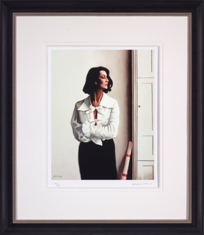 Jack Vettriano Edinburgh Afternoon framed