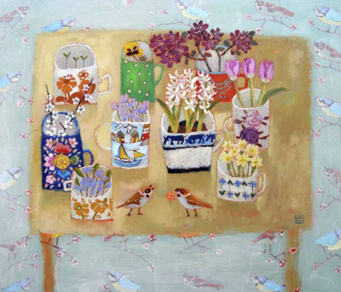 Vanessa Cooper Roll on Spring