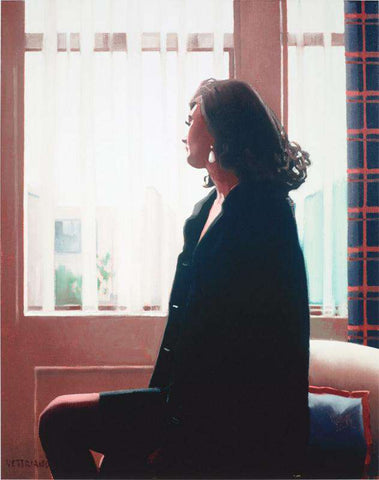 Jack Vettriano-The very Thought of You | Limited Edition | Free UK Delivery