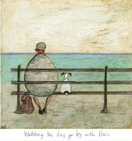 Sam Toft Watching the day go by with Doris 2020