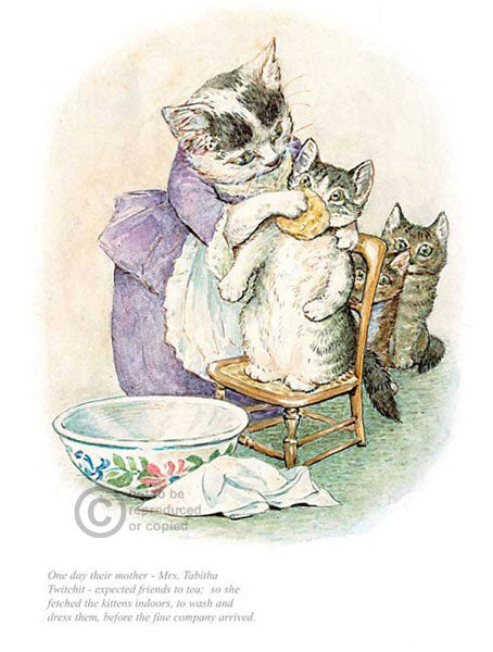 Beatrix Potter-Tom Kitten | Official Collector's Edition | Free UK Delivery