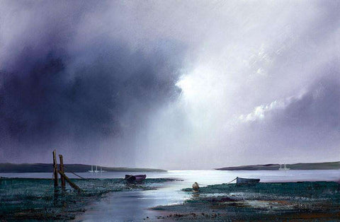 Barry Hilton-Violet Dawn | Hand Finished Limited Edition | Free UK delivery