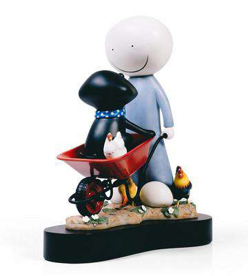 Doug Hyde Daisy Chain Sculpture, limited edition of 595