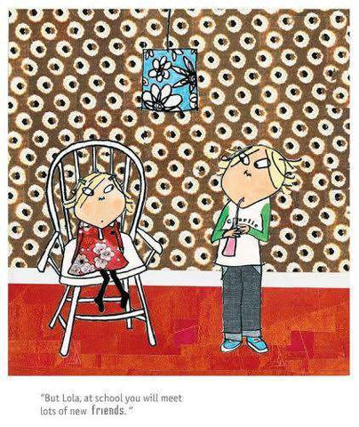 Charlie & Lola, School Friends
