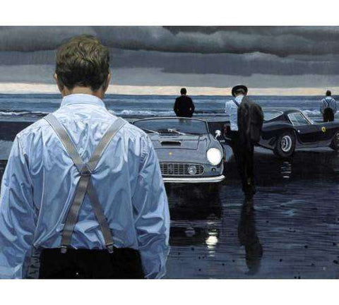 Iain Faulkner Summoned II mounted
