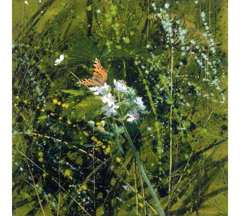 Paul Evans Small Tortoiseshell mounted