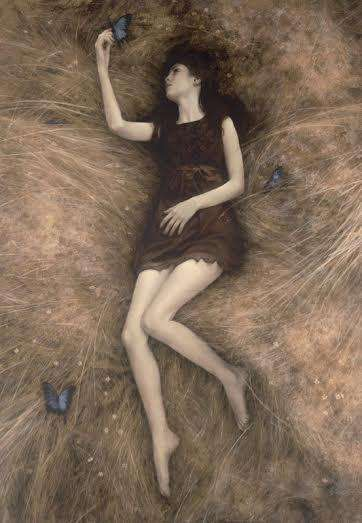 Fletcher Sibthorp Everything You Touch Mounted
