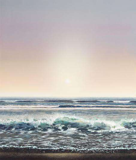 Ron Bolt Peaceful Dawn Mounted