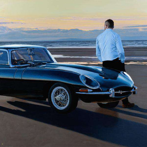 Iain Faulkner A Break in the Journey art print