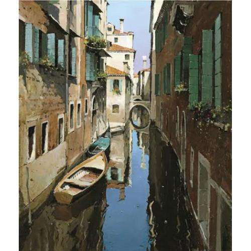 Jeremy Barlow From Ponta del Forner, Venice mounted