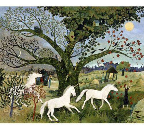 Anna Pugh Weatherman mounted