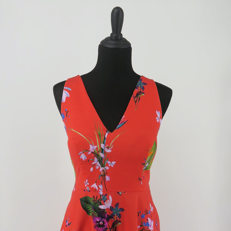 Ted Baker Tropical Oasis Dress - Sachy's Closet