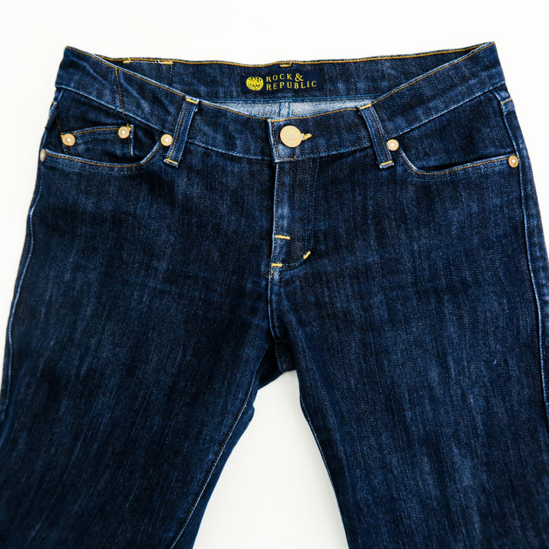 Rock & Republic Blue Jeans - Sachy's Closet