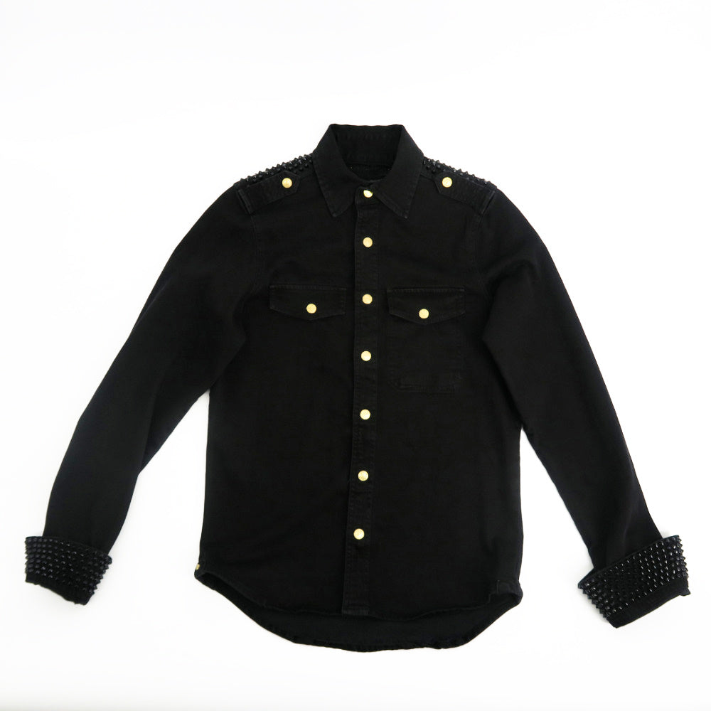CLVII Paris Military Jacket Shirt