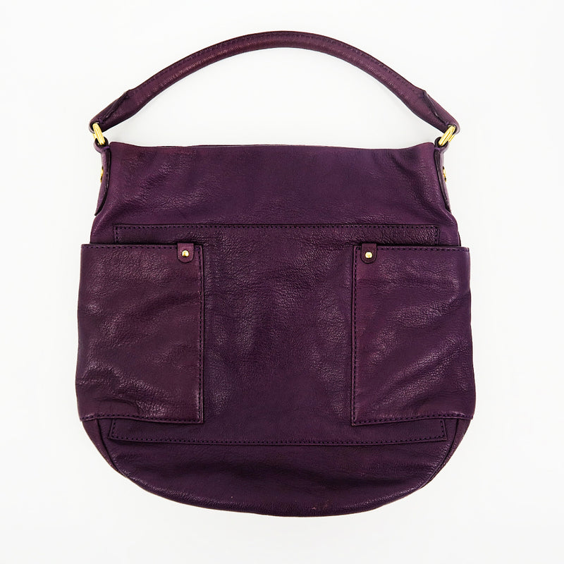 Marc by Marc Jacobs Leather Hobo - Sachy's Closet