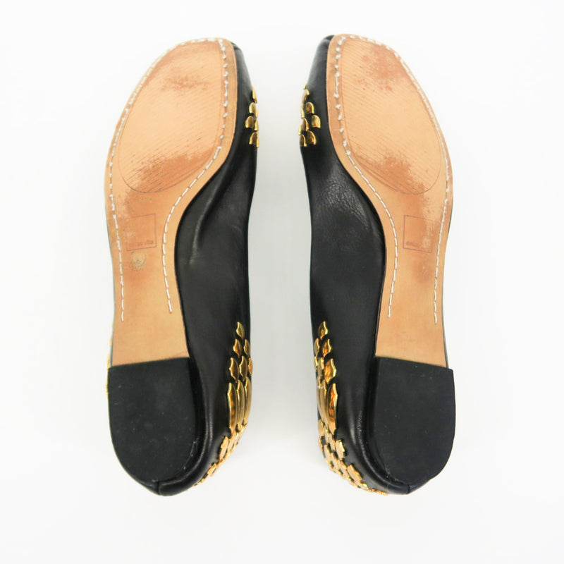 Dolce Vita Studded Ballet Slippers - Sachy's Closet