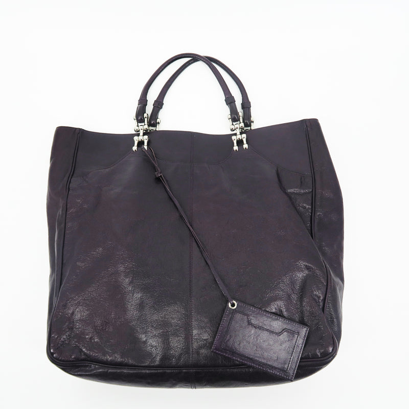 Balenciaga Leather Hobo - Sachy's Closet