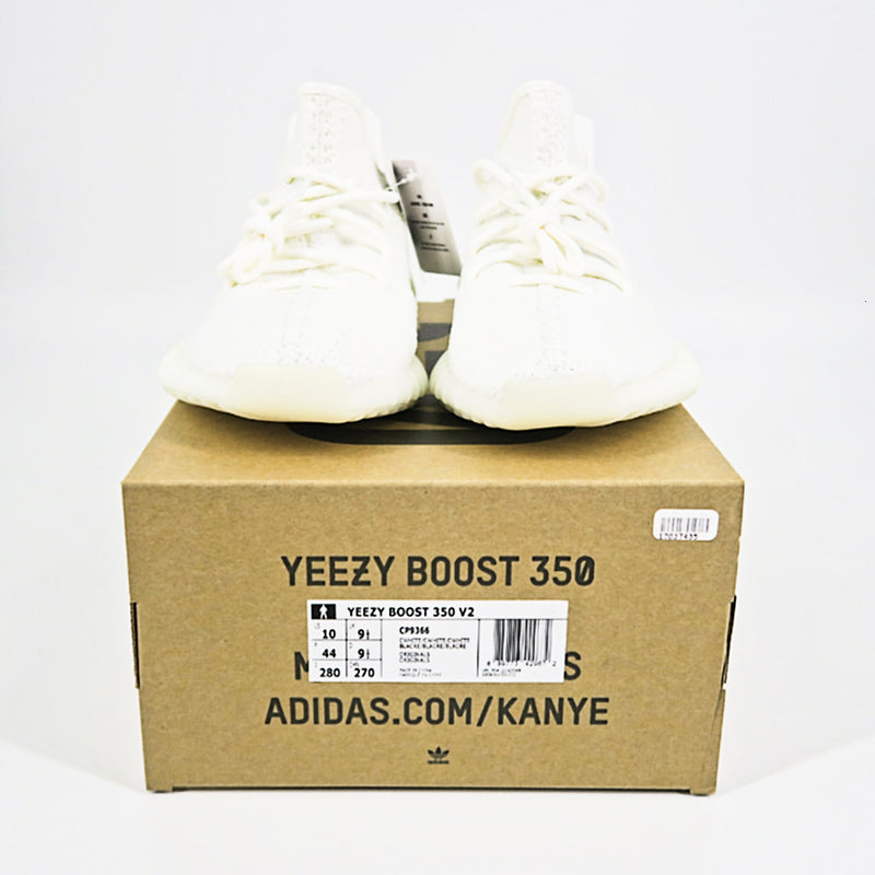 Yeezy Boost 350 V2 'Triple White' - Sachy's Closet