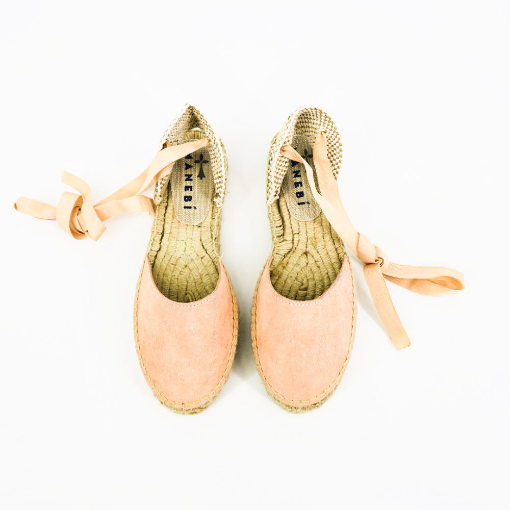 Manebi Hamptions Suede Espadrilles