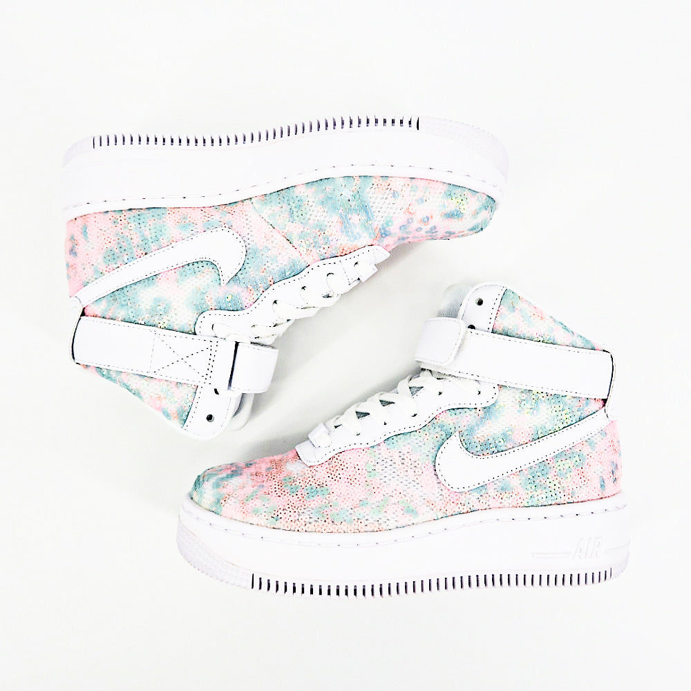 Nike Woman's AF1 Upstep High LX Air Force 1 - Sachy's Closet